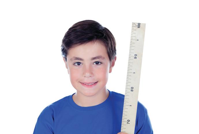 גובה ילדים
