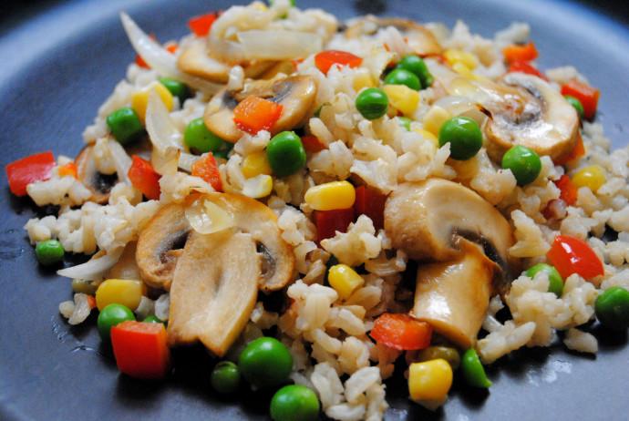 אורז צבעוני שילדים אוהבים