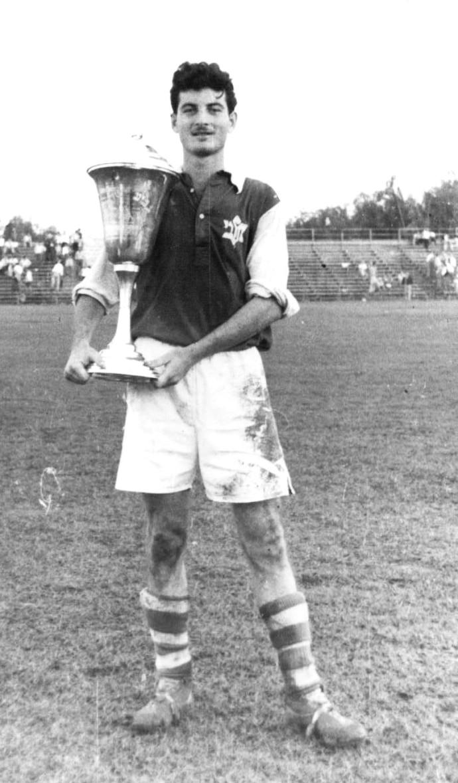 נח רזניק בשנת 1957