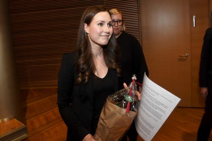 סאנה מרין, ראש ממשלת פינלנד