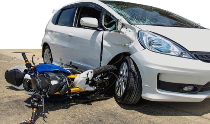 תאונת אופנוע