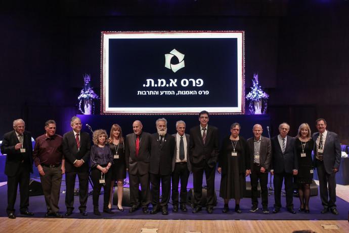 זוכי פרס א.מ.ת 2019