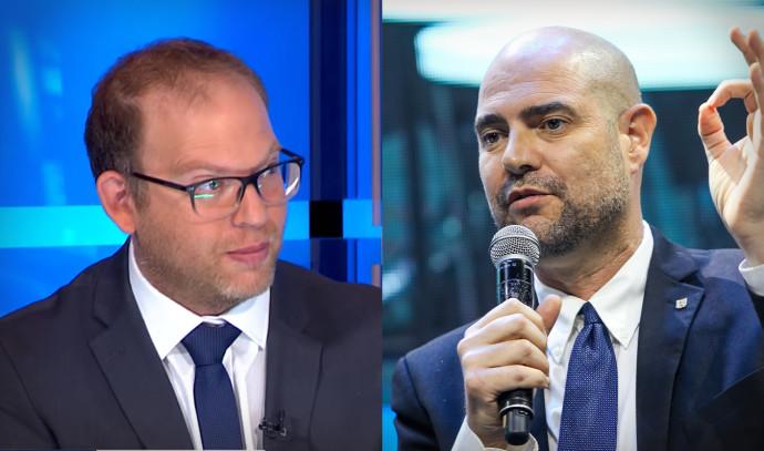 אמיר אוחנה, אביעד גליקמן