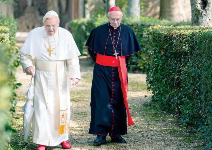 האפיפיורים