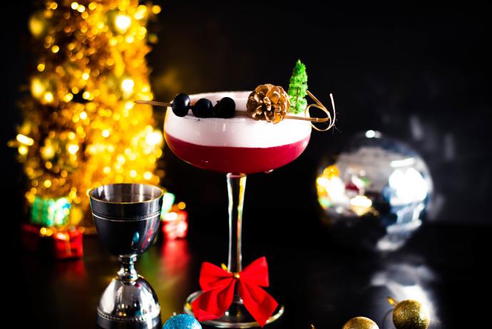 קוקטייל לחג המולד