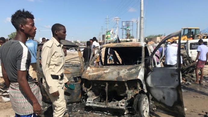 פיגוע בסומליה