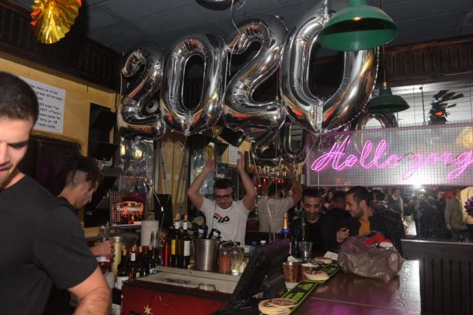 """חגיגות השנה החדשה ב""""רובינא"""""""