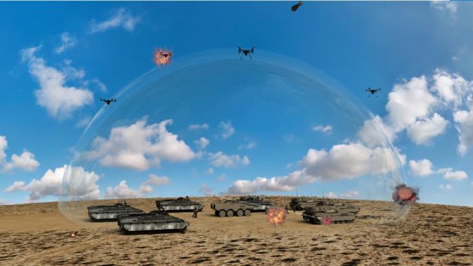 מערכת הגנה אווירית בלייזר