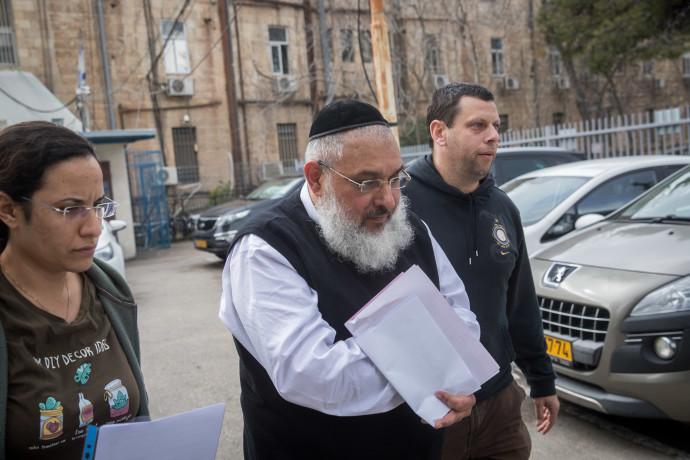 אהרון רמתי, מנהיג הכת בירושלים
