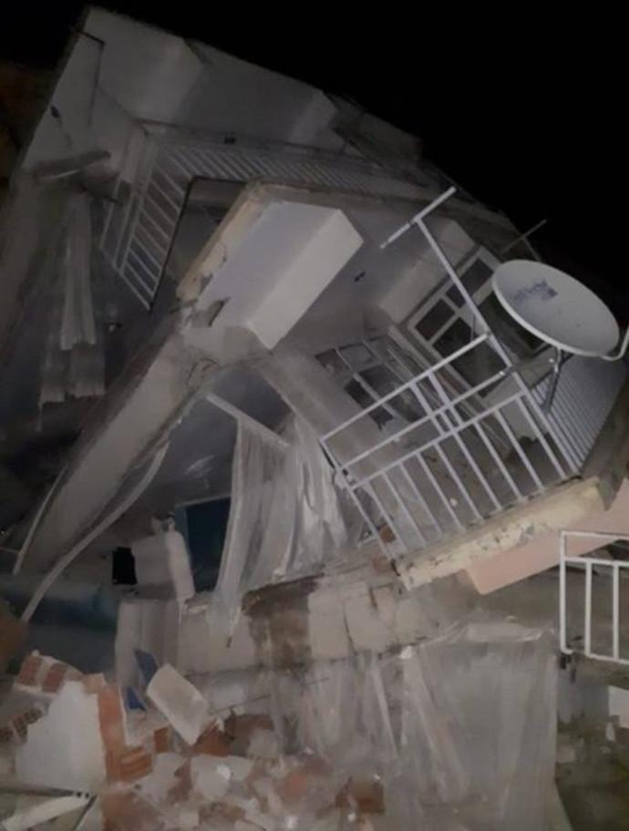 רעידת האדמה