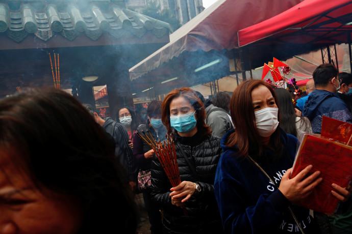 בהלת הקורונה בסין