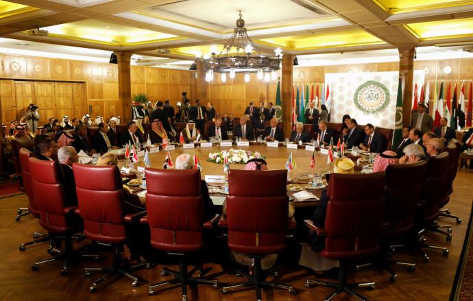 כינוס הליגה הערבית בקהיר