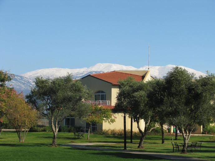 מלון פסטורל בכפר בלום (צילום: איילה הירש)