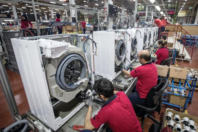 מפעל בטורקיה