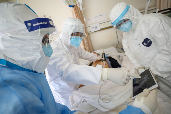 רופאים בחוביי, סין