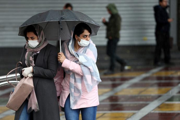 נגיף הקורונה באיראן