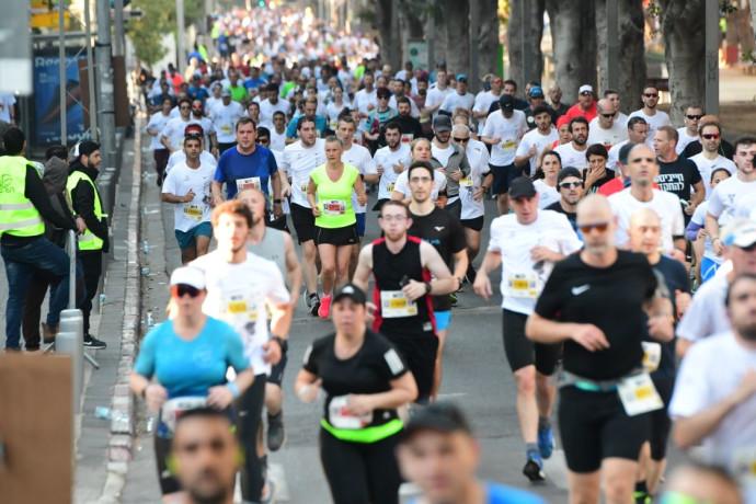 מרתון תל אביב