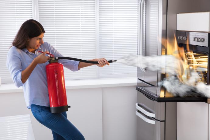 כך תימנעו משריפות בבית