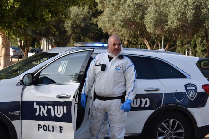 קורונה: משטרת ישראל אוכפת את צווי ההסגר של משרד הבריאות