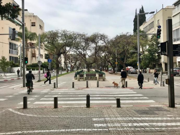בצל הקורונה - תל אביב תחת סגר