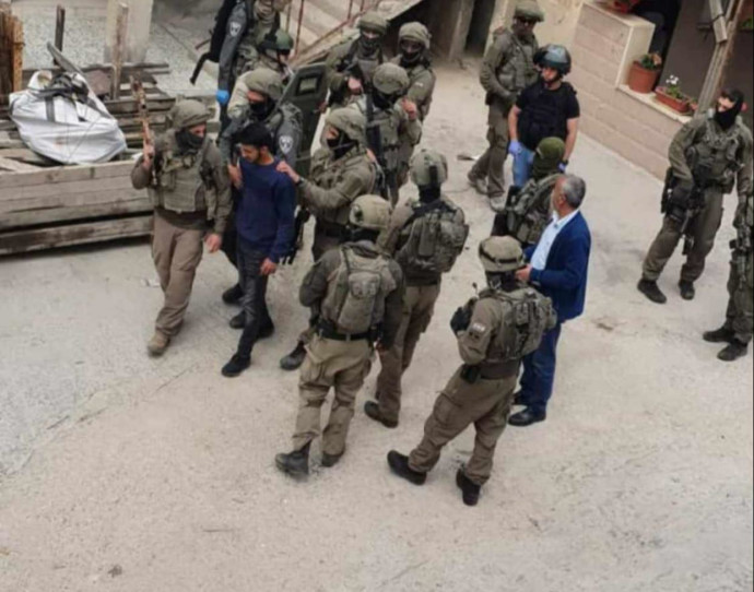 מעצר החשודים באירוע הירי ברהט