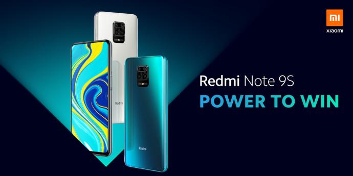 Redmi Note 9S של שיאומי