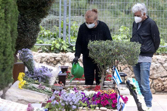 יום הזיכרון בהר הרצל