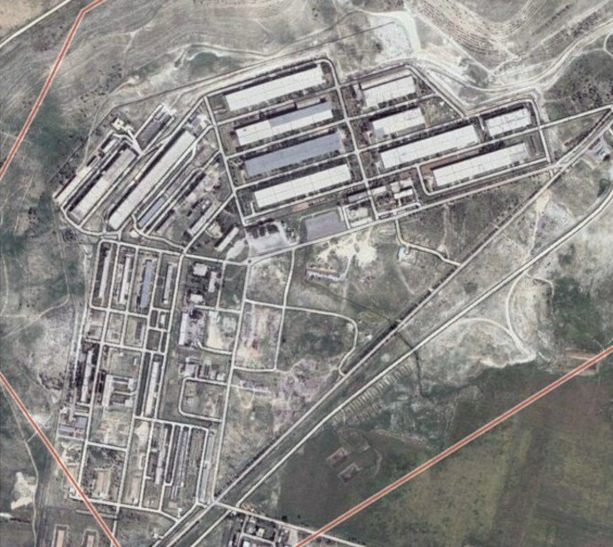 יעד התקיפה בסוריה