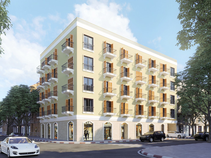 המלון שיוקם בשדרות ירושלים ביפו