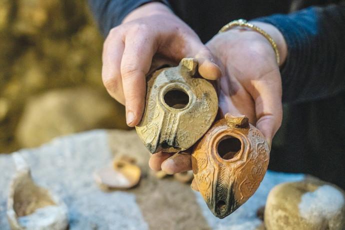 תגלית ארכיאולוגית