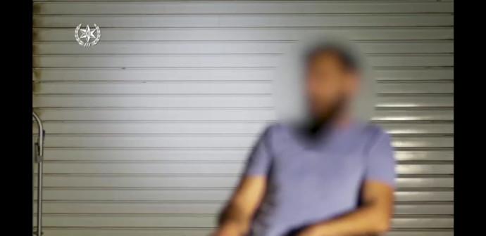השוטר שמלווה את הסוכן החשאי שהפליל עשרות חשודים במעורבות בסחר בסמים