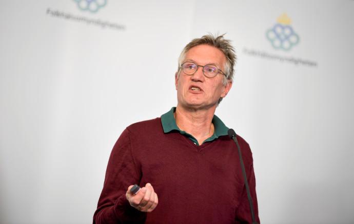 אנדרס טגנל, האפידימיולוג הראשי של שוודיה