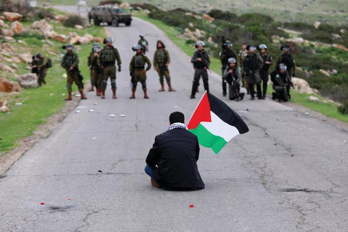 מחאה בבקעת הירדן