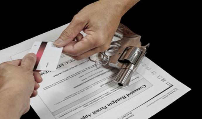 קבלת רישיון נשק