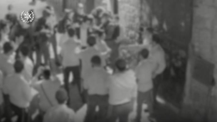 מעצר הצעיר בירושלים