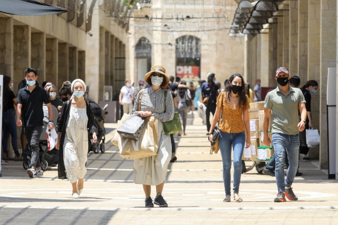 קורונה בירושלים