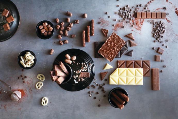 חברת כרמית חוגגת את יום השוקולד הבינלאומי