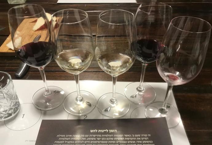 טעימת יינות להט