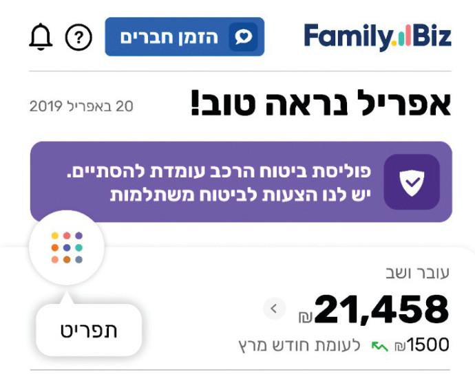 הסטארט־אפ הישראלי FamilyBiz