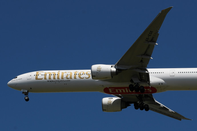 מטוס Fly Emirates