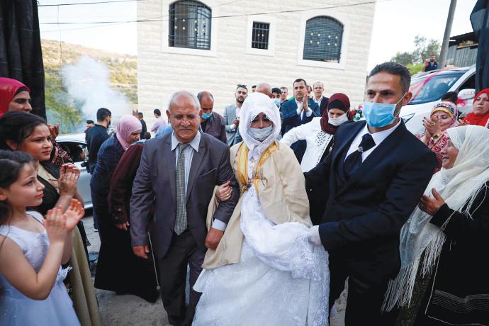 חתונה ערבית ברמאללה