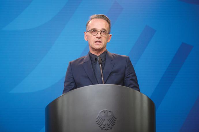 שר החוץ הגרמני הייקו מאס