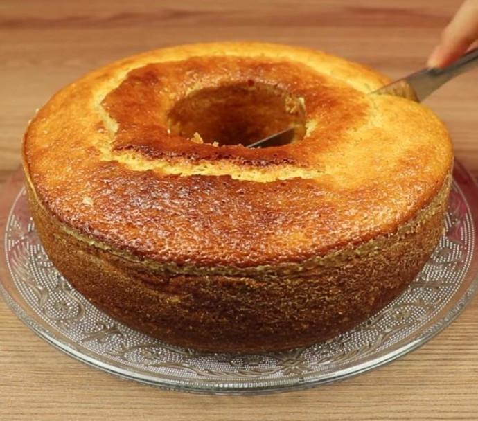מתכון לעוגה לימונית של אהובה אלפרון