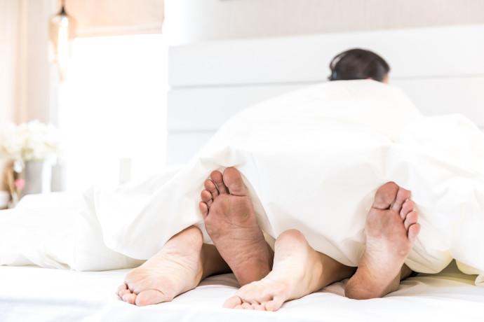 יחסי מין, אילוסטרציה