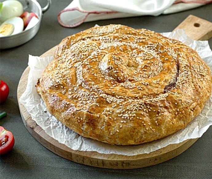 תנובה: בורקס גבינות עם עגבניות מיובשות