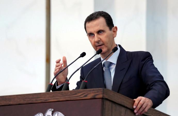 נשיא סוריה באשר אל אסד
