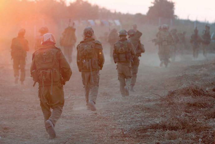 חיילים במלחמת לבנון השנייה