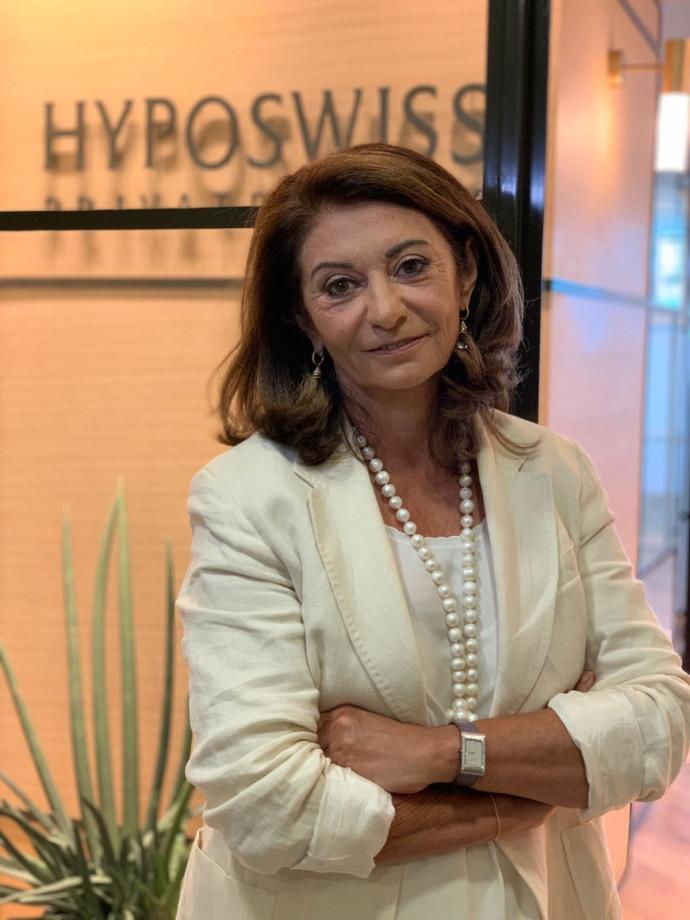 דיאן לאווי - בנק Hyposwiss