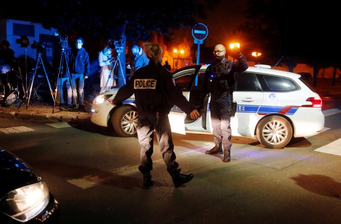 הפיגוע בצרפת: זירת הרצח בפריז