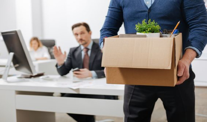 התפטרות מהעבודה